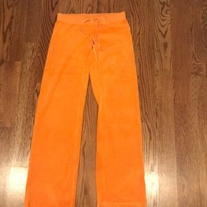 Women's Orange Juicy Couture Pants